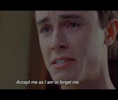 Prayers for Bobby - Favorite Movie/Scenes - Quotes Film Quotes, Sad Quotes, Crying At Night, Best Quotes Ever, Movies And Tv Shows, Movie Tv, Prayers, Lyrics, Gay
