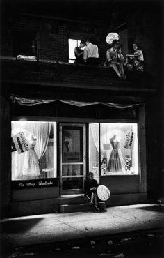 W. Eugene Smith USA. Pennsylvania. Pittsburgh. 1955.