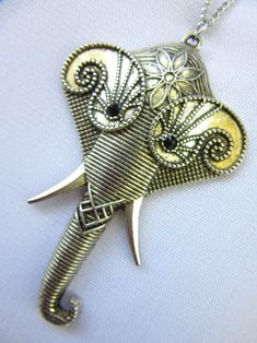 Ganesha, Hindus, Brooch, Vintage, Shopping, Jewelry, Fashion, Moda, Jewlery