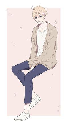Watch subbed anime online - AnimeDao Manga Anime, Manga Art, Cute Anime Boy, Anime Boys, Poses Anime, Anime Boy Zeichnung, Anime Poses Reference, Estilo Anime, Handsome Anime Guys