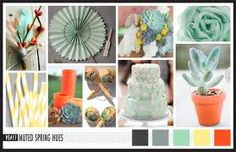 color inspiration boards - Google Search