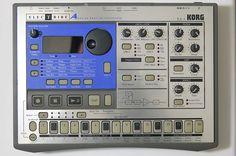 Korg Electribe EA-1.