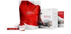 Zen Program: Un assortimento di formulazioni di prodotti di qualità che ti aiuta a raggiungere la forma fisica desiderata. Sarà semplice depurare, scolpire e rafforzare il tuo corpo.