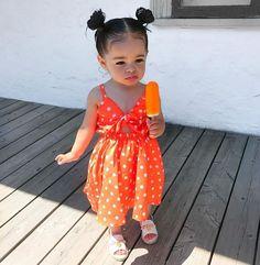 So Cute Baby, Cute Mixed Babies, Cute Black Babies, Cute Baby Clothes, Outfits Niños, Baby Outfits, Toddler Outfits, Toddler Girls, Toddler Toys