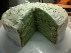 Key Lime Cake From Scratch   In Patti's Place: Key Lime Cake