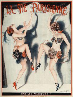 La Vie Parisienne, 1922