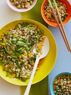 Asian Style Cauliflo...