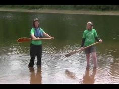 """Canoe Leader Training Video. Many benefits to adventure recreation activities for youth with schizophrenia - Supportive Research """"Going Beyond: An Adventure- and Recreation-Based Group Intervention Promotes Well-Being and Weight Loss in Schizophrenia"""" found here:www.ncbi.nlm.nih...."""