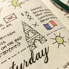 Not all memories and events in my bulletjournal are alwayshellip