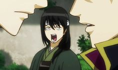 katsura is the leader of this ship. he even represent the fangirls reaction at this moment in Gintama. I don't ship Gintoki and Takatsugi thought. I'm a GINHIJI xD