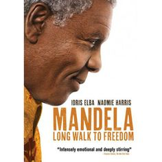 Rent Mandela: Long Walk to Freedom starring Idris Elba and Naomie Harris on DVD and Blu-ray. Get unlimited DVD Movies & TV Shows delivered to your door with no late fees, ever. One month free trial! Nelson Mandela Autobiography, Nelson Mandela Biography, William Nicholson, Morgan Freeman, Idris Elba, Prime Video, British Actors, Feature Film, Hd 1080p