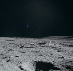 MISSION APOLLO 14 - Bright Object (UFO) photographed on the Moon by Astronauts.