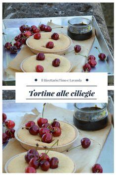 Tortine alle ciliegie