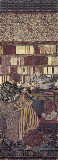 Le travail...Edouard Vuillard