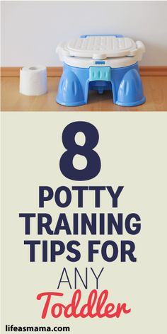 8 Potty Training Tips For Any Toddler