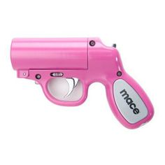 Mace Pepper Gun Blue-Black ...you have 2 look good even when carrying around mace