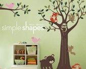 Playroom tree
