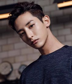 Lee Soo Hyuk  He is so handsome! He's just too perfect for words!