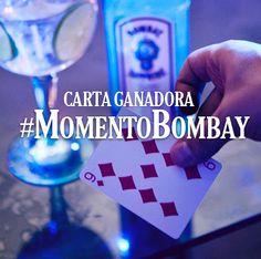 Cara ganadora #MomentoBombay