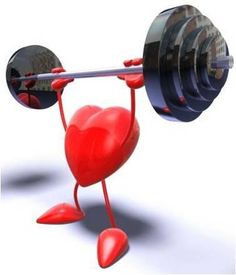 My heart is stronger thanks to  Les Mills Pump. I LOVE IT