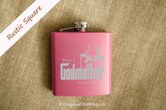 Godmother Gift  Personalized gift for Gomother by RusticSquare