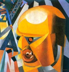 Filippo Marinetti encabezo el Futurismo, quien recuerda en cierto aspectos, al dadaismo, y que a la vez convive en el tiempo con el cubismo