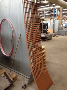 Design grating in Corten steel from Elefantriste