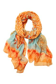 Moroccan Scarf by Printed Village on @HauteLook