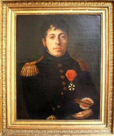 Colonel baron Boyeldieu 4ème régiment d'infanterie de ligne
