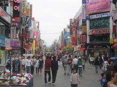 Daejeon, Korea--this pinner lived there for two and a half years Living In Korea, Beautiful Places, Beautiful Pictures, International Friends, Daejeon, Baskin Robbins, Seoul Korea, Travel List, Oh The Places You'll Go