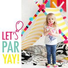 Mixbook+Let's+Paryay!+by+Jenni+I+Spy+DIY+Birthday+Party+Invitations