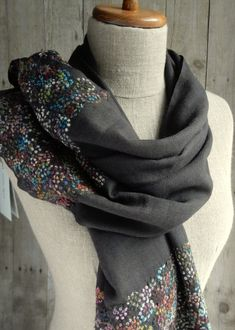 """""""Lampions"""" Scarf 