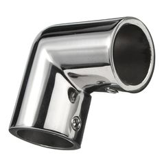 "For AISI 316 Grade Stainless Steel Marine Boat Handrail 90 Degree Elbow 1"" Tub"