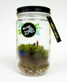 Tiny Zombie! :)