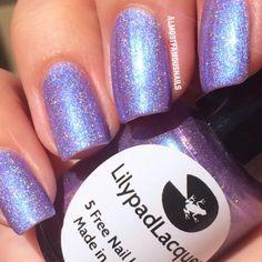 $10 Lilypad Lacquer Violetta