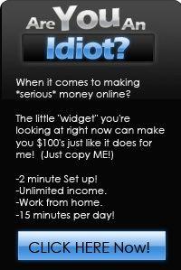 The Amazing Widget (That Makes YOU Money)!