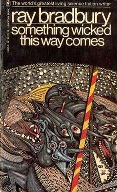 ray bradbury book cover