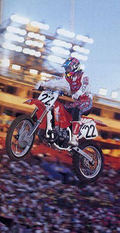Jmb # Honda 22 # Los Angeles SX