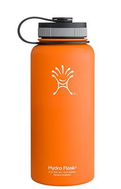 Hydro Flask Insulated Stainless Steel Water Bottle, Orange Zest, 40-Ou – Rushing Attack