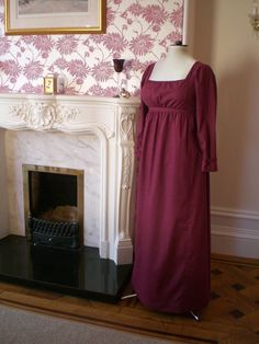 Anna  Custom Regency Dress by EleanorsBox on Etsy, $290.00