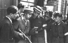 The Warsaw Uprising of 1944 – a heroic and tragic August – 2 October struggle to liberate World War II Warsaw from Nazi/Germ. Poland Ww2, Warsaw Uprising, Poland History, Red Army, Military History, World War Ii, Wwii, Reading, Polish