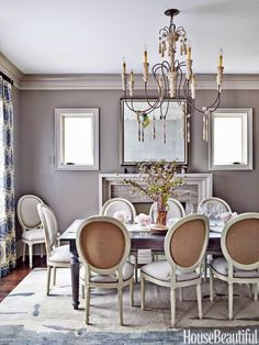 Mix and Chic: Home tour- A beautiful and elegant Atlanta home!
