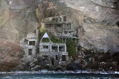 """Generation Gap"", one of the 19 houses on the Southern peninsula of Bequia known as Moon Hole."