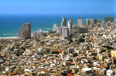 Tel Aviv, Israel. What a place. Went in July 2013.