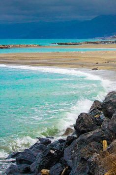 Beach of Paola - Cosenza, Italy