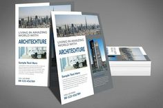 cool Architecture Flyer CreativeWork247 - Fonts, Graphics, Themes, Template...