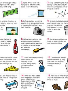 Spring Cleaning Tips at WomansDay.com– Smart Spring Cleaning Checklist - Woman's Day