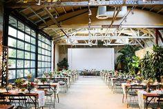 Downtown LA warehouse wedding at Millwick