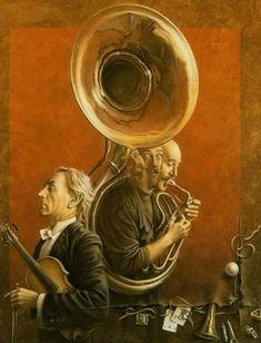Jacob Christian Poen de Wijs, 1948 | Tutt'Art@ | Pittura * Scultura * Poesia * Musica |