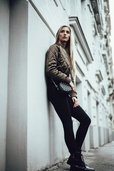 Checkout Sunita Ramic's Inspire Post on with. Mini Bag, Leather Pants, Bomber Jacket, Shirts, Autumn, Clothes For Women, Boots, Women's Clothing, Jackets